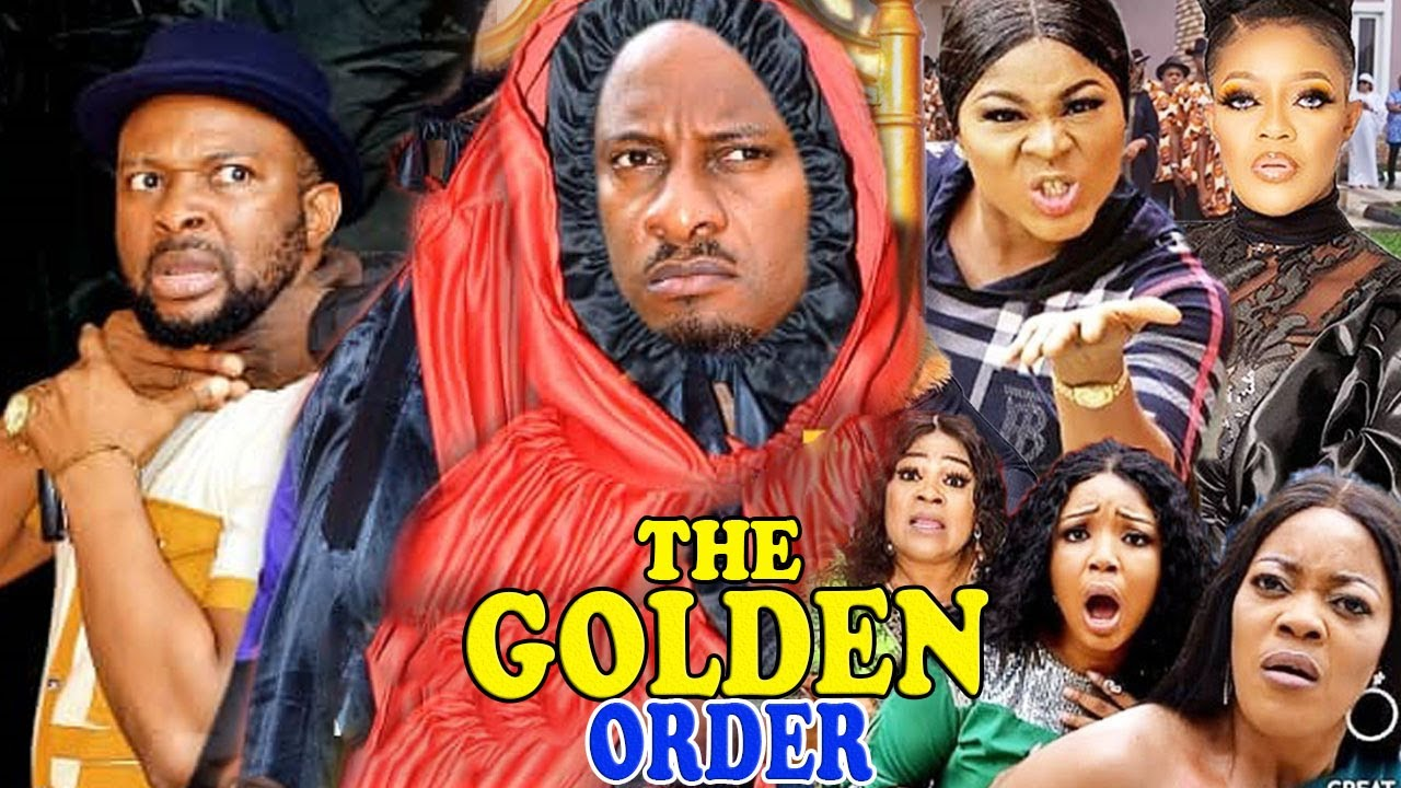 Download THE GOLDEN CHAIR Complete Part 1&2- [NEW HIT MOVIE]YUL EDOCHIE 2021 LATEST NIGERIAN NOLLYWOOD MOVIE