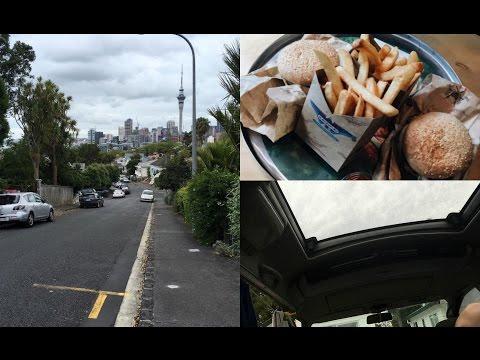 Neuseeland #2 Auckland & unser Auto