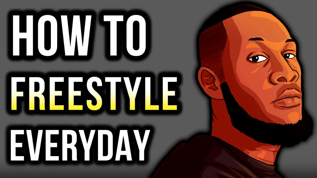 how to get better at freestyling