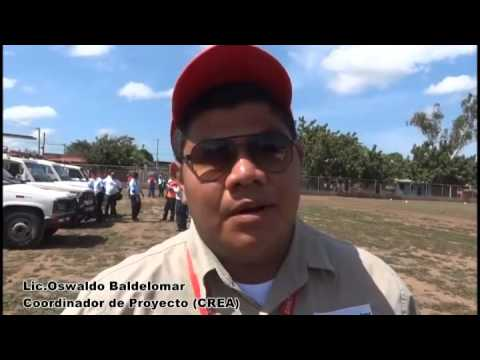 Nicaraguan Red Cross fleet training project supported by Canada