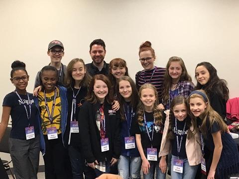 BroadwayCon 2017 - Broadway Kids Panel