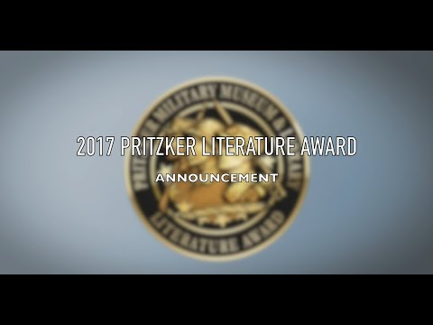 2017 Pritzker Literature Award for Lifetime Achievement in Military Writing