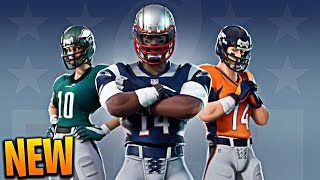 "NEW ""NFL SKINS"" in Fortnite! Fortnite NFL Skins Event Coming Soon! (Fortnite NFL Skins Update)"