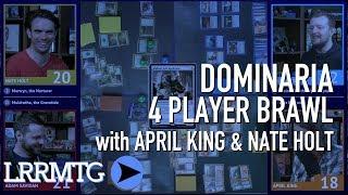 LRRMTG Brawl Bonus Game - Adam, Graham, Nate and April