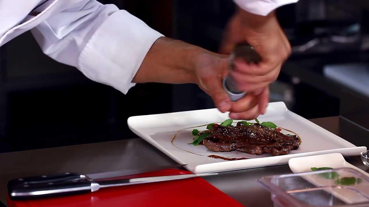 Zdrowa Kuchnia Beef Master  Stek z antrykotu z sokiem