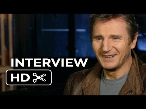 Run All Night Interview - Liam Neeson (2015) - Joel Kinnaman Action Movie HD