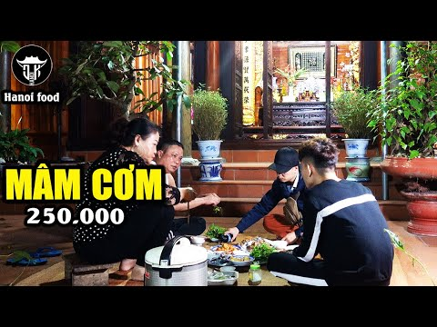 Trải nghiệm ẩm thực Đường Lâm tại homestay hàng chục tỷ giá sinh viên
