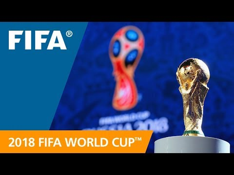 2018 FIFA World Cup Russia Final Draw - LIVE info graphic pr