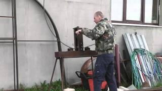 як зробити арку з металу своїми руками