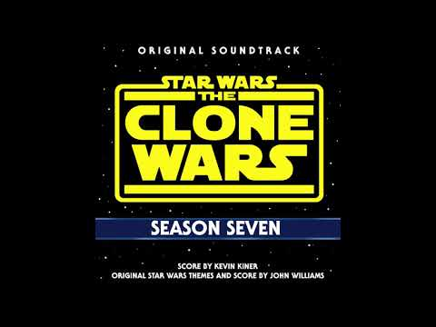 CLONE WARS SEASON 7 Soundtrack - Main Title/A Galaxy Divided (New Version)
