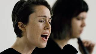Attacca Quartet with Caroline Shaw: Lincoln Center Offstage