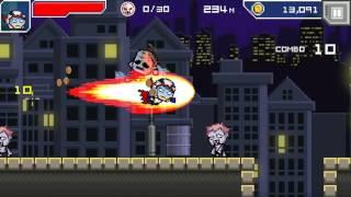 HERO-X: DASH!