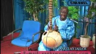 Gambian Music: Jaliba by Sankulay