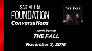 Conversations with Jamie Dornan of THE FALL