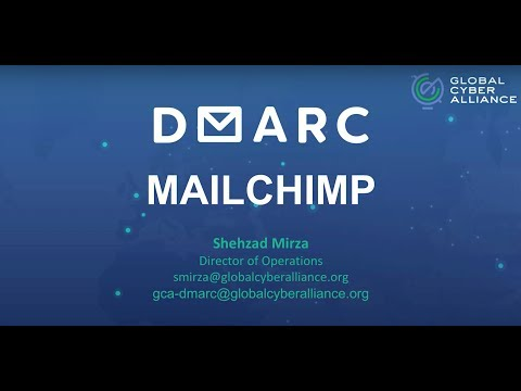 MailChimp and DMARC: How to Make it Work!