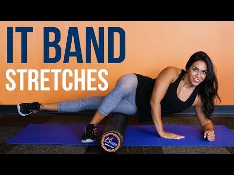 Airrosti Injury Spotlight: IT Band Stretches