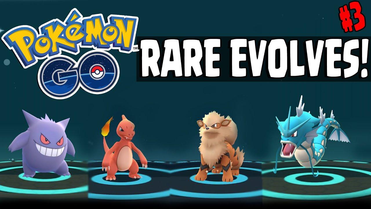 Pokemon Go High Cp Amp Rare Pokemon Evolutions Gengar