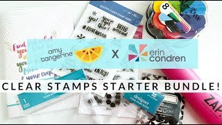 NEW AMY TANGERINE x ERIN CONDREN PRODUCTS!