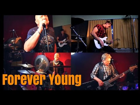 Led Zeppelin Rock´n Roll - Band Cover / Jam - Forever Young