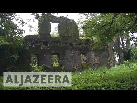 Sierra Leone: Efforts to preserve slave trade history