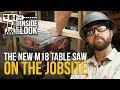 "INSIDE LOOK: Milwaukee M18 FUEL 8-1/4"" Table Saw 2736-21HD"