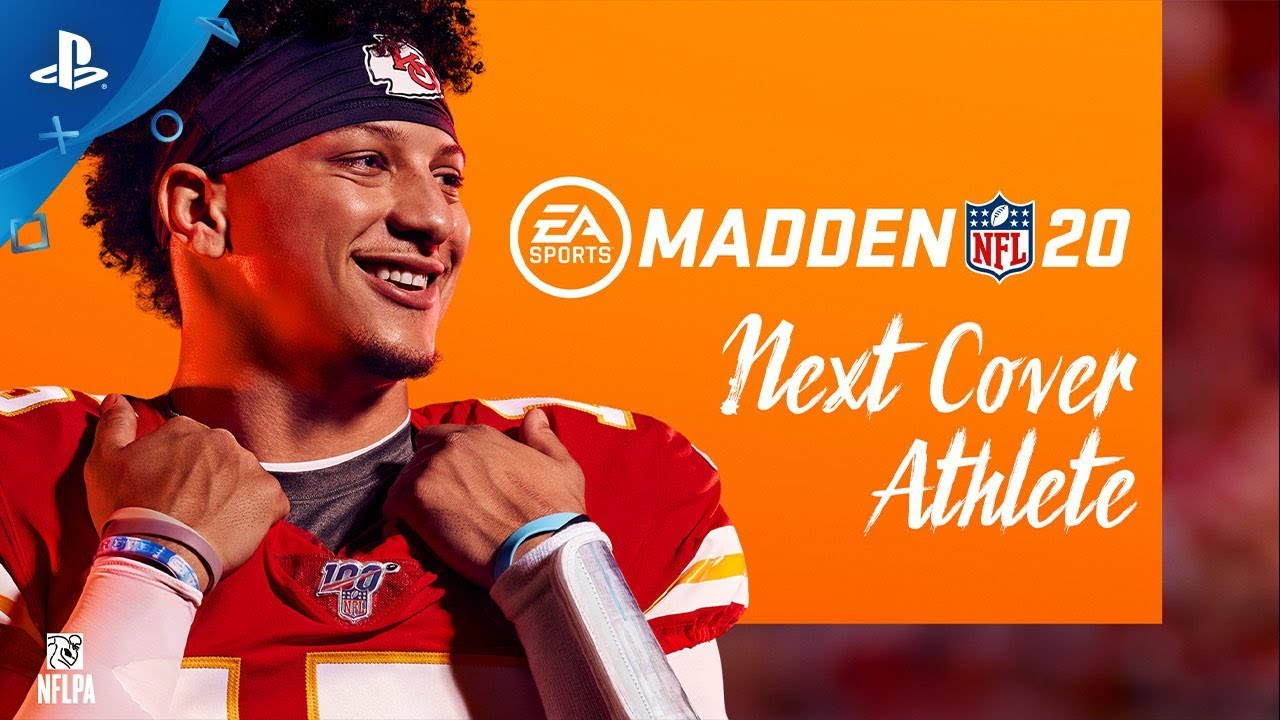 Madden NFL 20  – Face of the Franchise ft. Patrick Mahomes | PS4