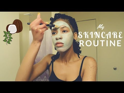 My Simple/Inexpensive Skincare Routine!