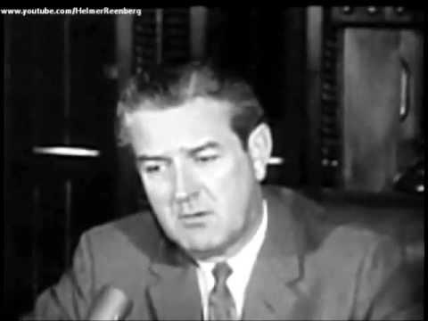 November 22, 1964 - Texas Governor John B. Connally reflects a year back