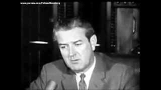 November 22, 1964 - Texas Governor John B. Connally reflects a year back