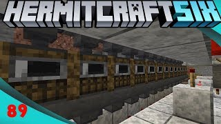 Smelter Upgrade - Hermitcraft 6 Ep89