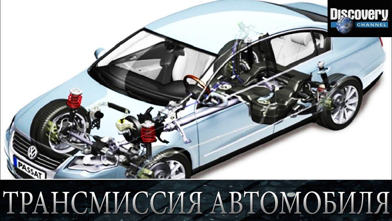 Трансмиссия автомобиля - Из чего это сделано .Discovery channel