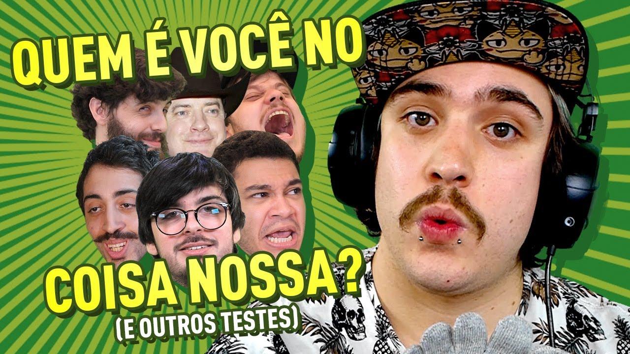 TESTES TAMBÉM SÃO TERAPIA | Coelho é Coisa Nossa