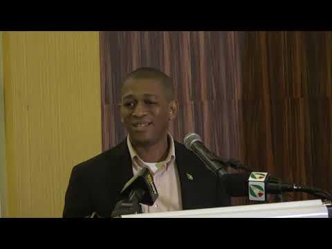 Turkeyen & Tain Talks18, Energy for Guyana | Dr  Mark Bynoe