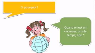 Learn French # Dialogue19 #J'adore les voyages =NO TRANSLATION= thumbnail