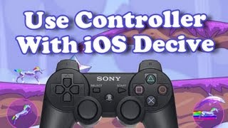 How to Connect any Bluetooth Controller to iPhone/iPod/iPad - Tweak of the Week: Ep. 58