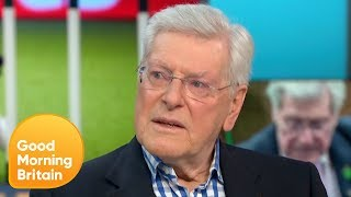 Peter Purves 'Stunned' Following Being Dropped as Crufts Commentator | Good Morning Britain
