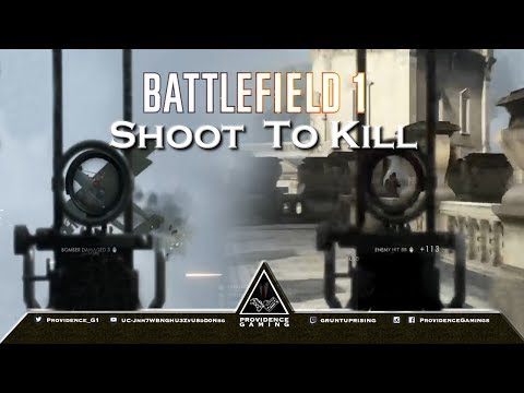 Providence Gaming - Battlefield 1 - Plays of the Week #8 - Shoot to Kill (18.09.17) Your Videos on VIRAL CHOP VIDEOS