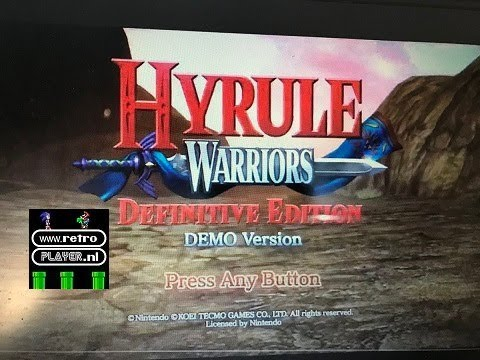 3 Minutes Of Hyrule Warriors Definitive Edition Demo Version Gameplay Nintendo Switch Youtube