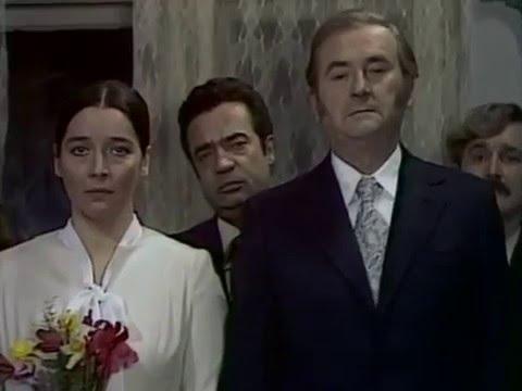 """Jiří Sovák v TV-povídce """"Jožin"""" (Bakaláři 1978)"""