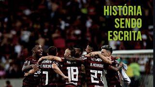 Flamengo que esmagou o Grêmio faz o que nem o time de Zico fez, e reescreve a história