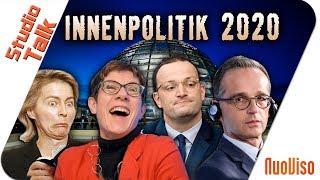 Innenpolitik 2020 - Christoph Hörstel im NuoViso Talk
