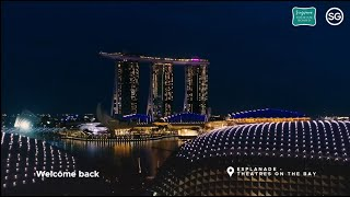 Welcome back to a #SafeSingapore