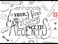 Hand Lettering: Accents
