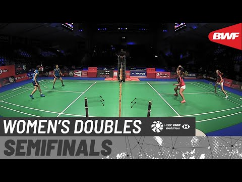 DANISA Denmark Open 2020 | Day 5: Fukushima/Hirota (JPN) [1] vs Busch/Schulz (DEN)