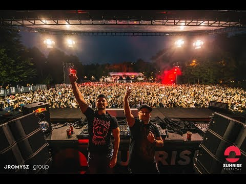 "Dirty Rush & Gregor Es live @ ""Sunrise Festival"" 2017 (Parking Stage) Kolobrzeg, Poland (21.07.2017)"