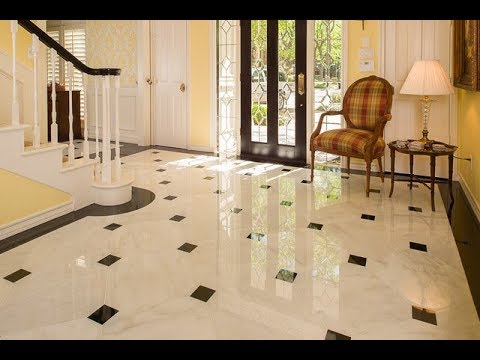 Modern Floor Tiles Design For Living Room ! Living Room Flooring Tiles Ideas 2019 - YouTube