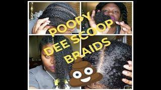 #BRAID #TAKEDOWN/#DETANGLE! IS MY #HAIR GROWING?!
