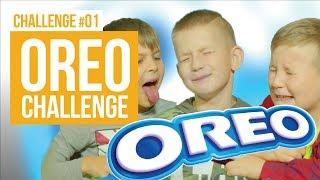 OREO CHALLENGE / CHALLENGE #01
