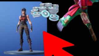 COMPTE FORTNITE A SALE GAME (rare skin)!!