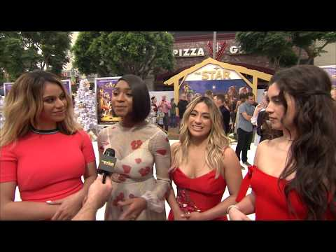 The Star World  Premiere  Fifth Harmony interview